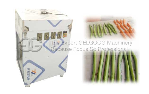 Cucumber Wedge Cutting Machine