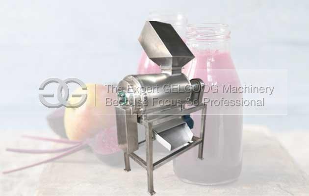 lichi pulp making machine