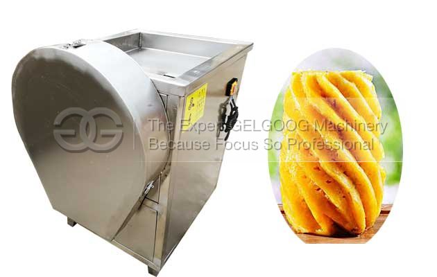 pineapple slicering machine price