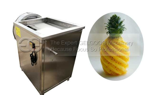 pineapple slicer cutting machine with low price