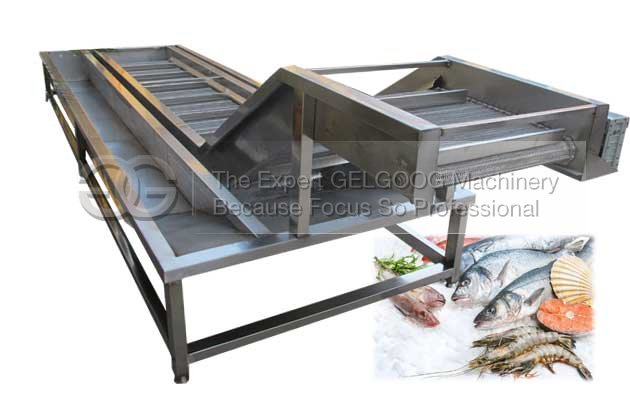 seafood ice glazing machine for sale