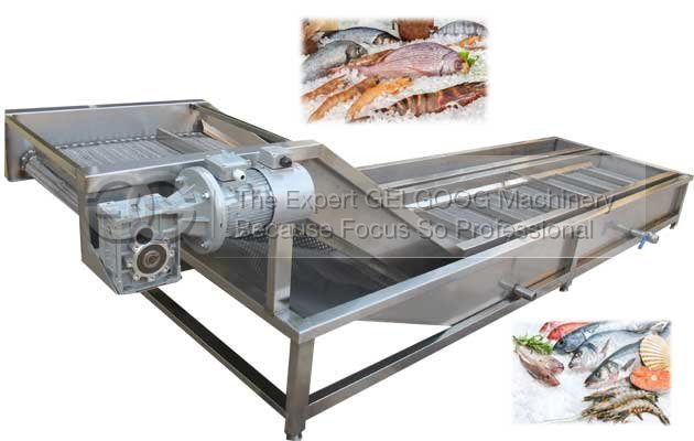 autoamtic seafood glazing machine manufacturer