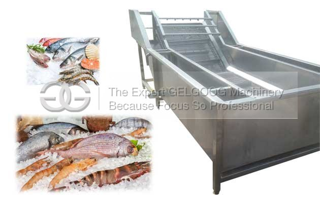 ice glazing machine for seafood