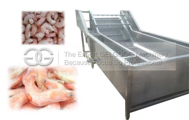 shimp ice glazing machine high efficiency