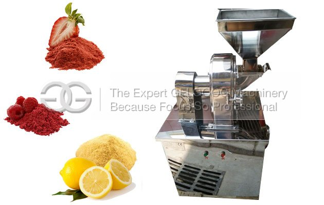 multifunction fruit powder making machine