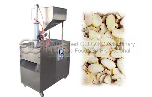 almond slice cutting machine quotation price