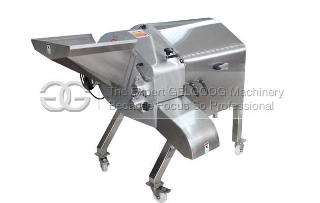 commercial fruit vegetable cube cutting machine