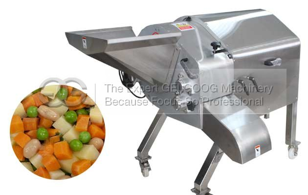 fruit cube cutting machine for sale