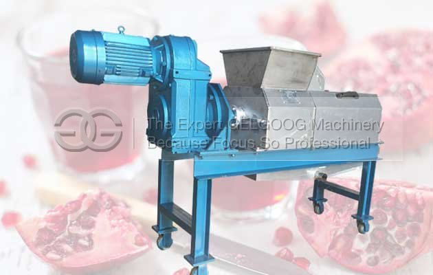 commerical pomegranate juice extractor machine manufacturer