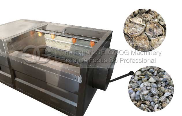 oyster shell washer