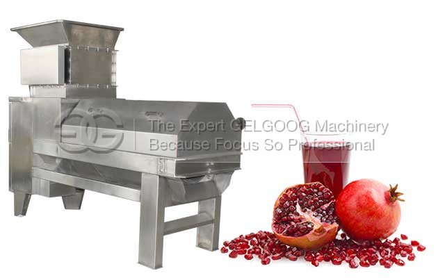 pomegranate peeling and extarction machine high quality