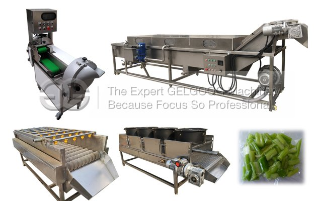 commercial vegetable salad washing and cutting machine line for sale