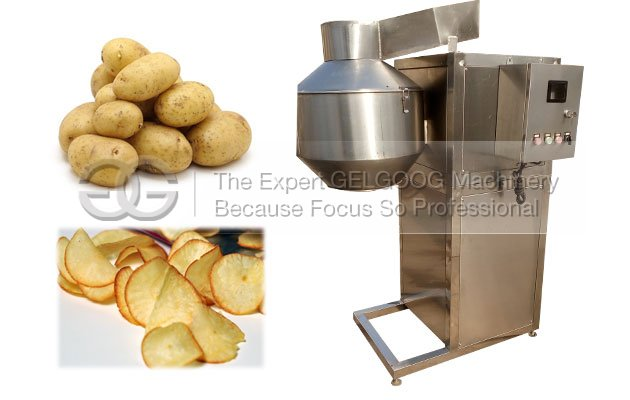 automatic potato chips cutting machine for sale