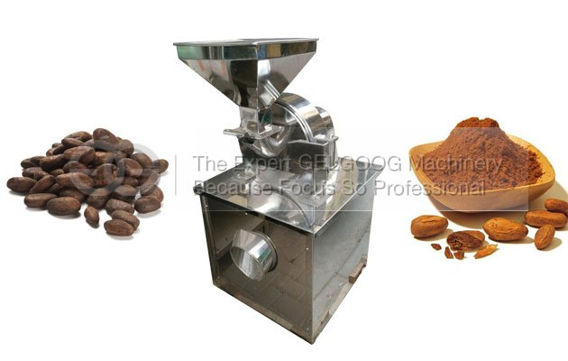 Industrial Cocoa Chocolate Milling Machine