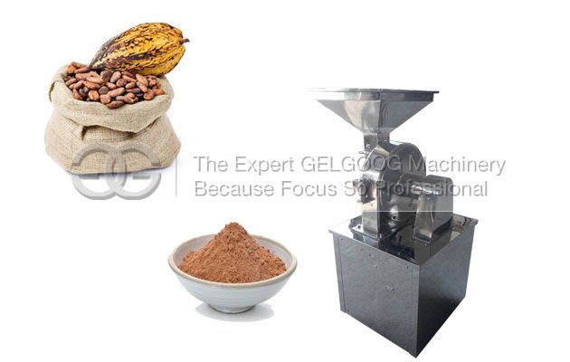 Industrial Cocoa Chocolate Milling Machine for sale