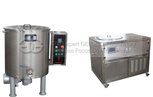 commercial chocolate making machine