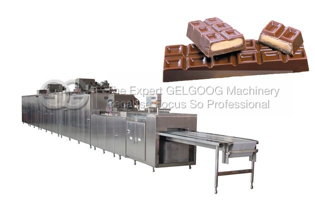 commercial chocolate making machine cost