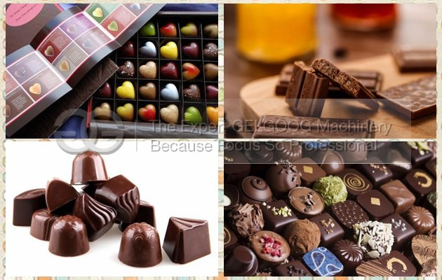 commercial chocolate making equipment supplier