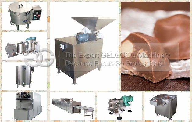 chocolate making equipment suppliers