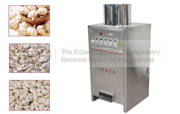 Small Capacity Garlic Peeling Machine