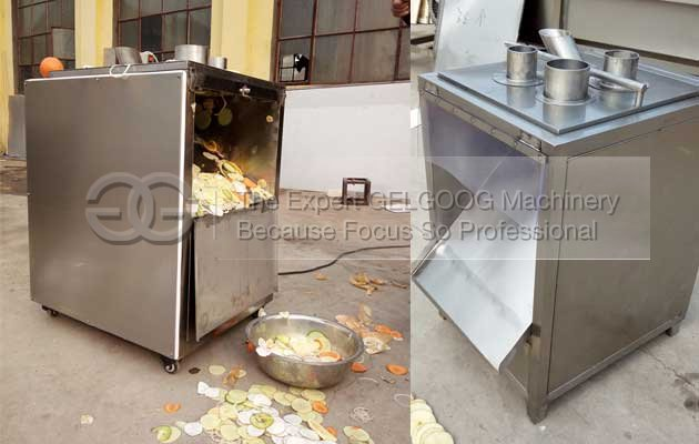 banana chips slicer cutting machine sold to philipines