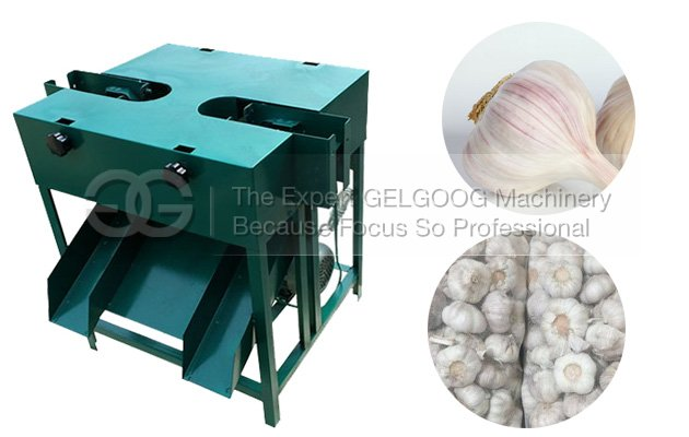 garlic stem and root cutting machine for sale