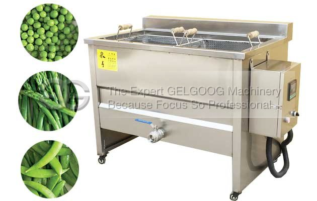 vegetable blanching machine price