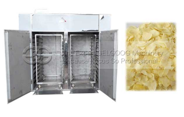 garlic drying machine fro garlic powder business