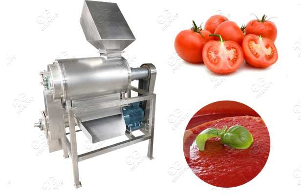 Tomato Paste Puree Making Machine Manufacturer