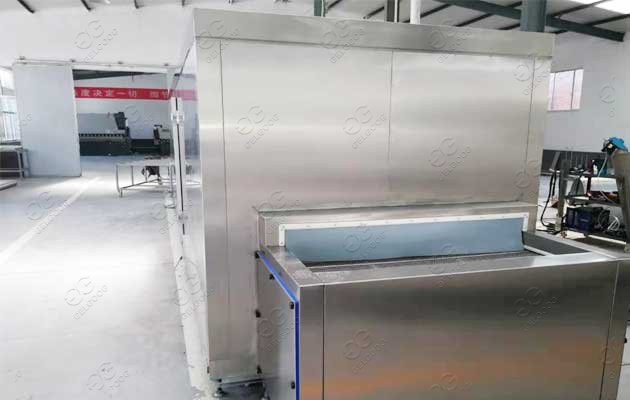iqf tunnel freezer manufacturers