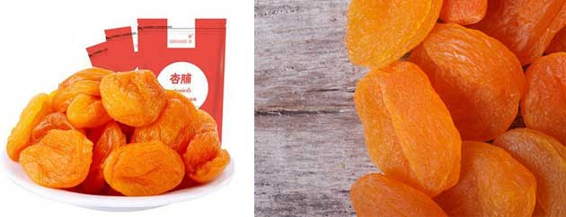 What are the benefits of dried apricots