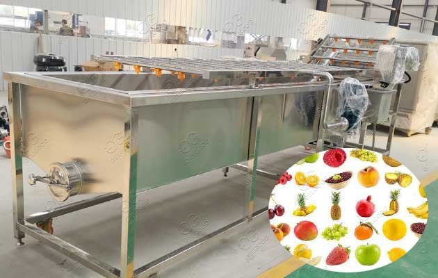 apple washing machine factory
