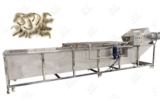 Shrimp Washer Machine Manufacturer