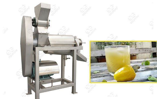 cashew juice processing machine
