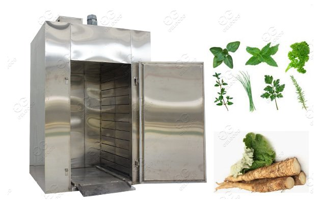 medical herb drying machine