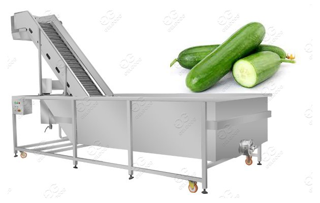 Cucumber Washing Machine For Pickling Vegetables Cucumber Cleainng Machine