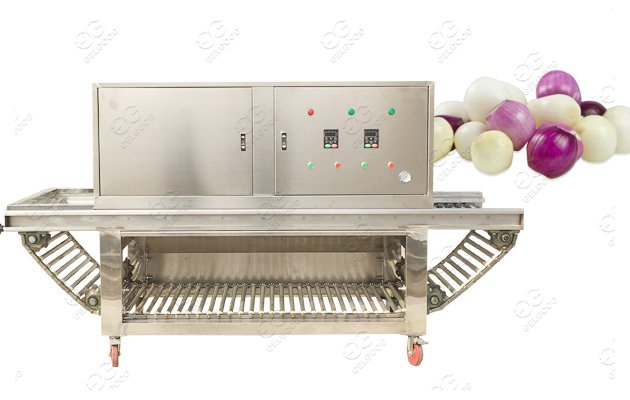 Commercial Onion Peeling Machine For Industrial