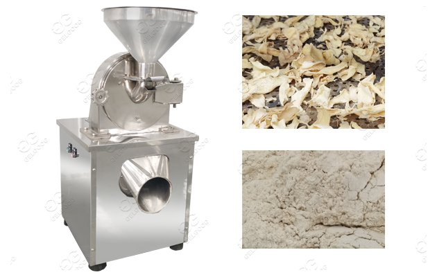 ginger powder making machine