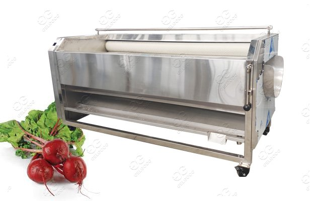 Beet Root Washing Machine Turnip Cleaning Equipment Factory