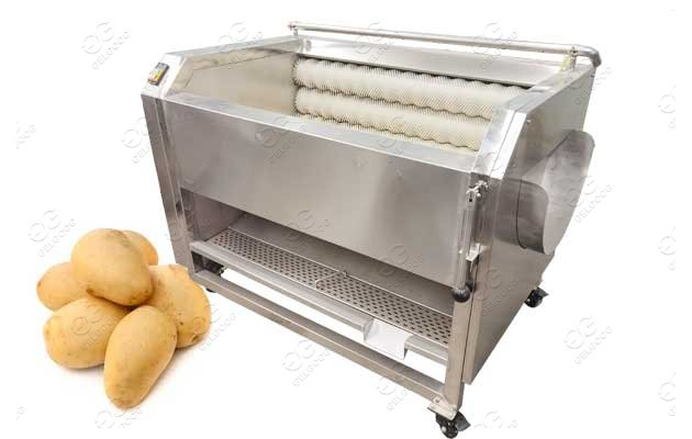 Potato Cleaning Machine Price