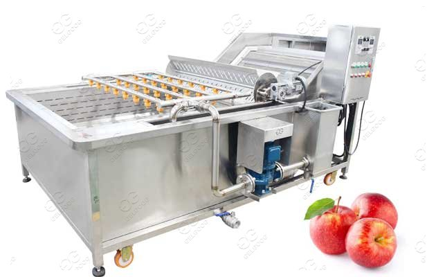Apple Peach Washing Machine